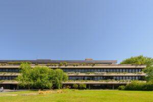 7156 levantamento fotográfico de edifícios espaços e jardins da fcg sede exterior entrada principal